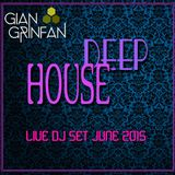 Deep House Live Set June 2015