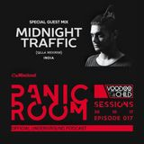 Panic Room Sessions #017 With MIDNIGHT TRAFFIC