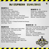 DJ Express - Programa #06 - 25/01/2015