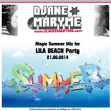 DJane Maryme - Magic Summer 2014