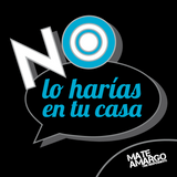 Carlos Del Frade entrevista a Daniel Waisberg d Cine Mate Amargo x la serie No Lo Harias en Tu Casa