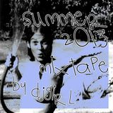 DJGirl - Summer 2013 mixtape