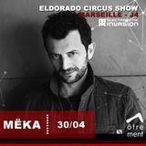 MËka - Warm-Up at Eldorado Circus 2015 (Marseille)