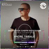 Andre Tribale Live @ Ibiza Global Radio / TV Sept 2018 - Deepfusion radioshow by Jose Maria Ramon