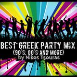 Best greek party mix (90's, 00's and more)