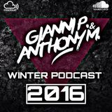 WINTER PODCAST 2K16 GIANNI P & ANTHONY M