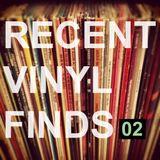 Recent Vinyl Finds 02