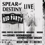 The Red Party  02/09/19