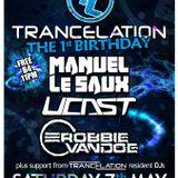UCast Live @ TranceLation 1st Birthday (Trance-Energy Radio Live Broadcast)
