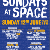 Steve Parry, Live At Space, Ibiza -  for Selador on Premier Etage Roof Terrace 12.06.16