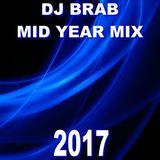 DJ Brab - Mid Year Megamix 2017 (Section 2017)