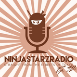 Ninja Starz Radio EP. 32 with Bana aka Daddy B & JOE IRON (Guest DJ: Both Wings)