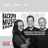 "2020.01.15 ""Backspin Music Show"" Programa 011 - Urbana Radio"