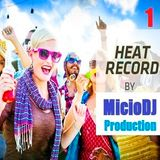 "Heat Record N°1   '70 '80 """"""With TRACKLIST"""""""