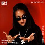 Aaliyah Tribute w/ Ashley Symone Lee - 26th August 2017