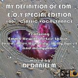 TRANCE VOCAL CLASSICS - MY DEFINITION OF EDM 008 live on DHLC Radio
