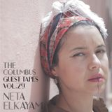 THE COLUMBUS GUEST TAPES VOL. 29- NETA ELKAYAM (A MOROCCAN MIX)