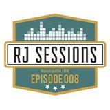 RJ Sessions 008 Funky/Jackin House Mix