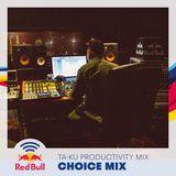 Choice Mix: Ta-Ku Productivity Mix