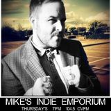 mike's indie emporium. 3/5/2014.  rusty but back