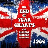 End of Year Chart - 1984 - Richard Skinner - 30-12-1984