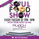 The Soul Food Radio Show November 25, 2014