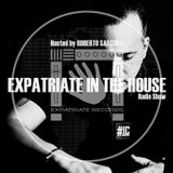 Expatriate In The House Radio - 25.04.18 - Guest Mix Roberto Sarcona