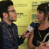 Comicon 2017 - Intervista alla direttrice di Topolino: Valentina De Poli - a cura di RadioSelfie.it