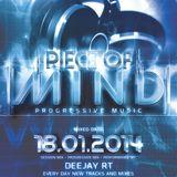 Deejay RT@2014.01.18.Session Mix - Piece Of Mind (progressive music)