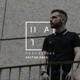 Héctor Oaks - HATE Podcast 063