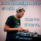 The AirBassRadio Show #158
