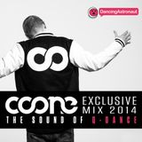 Coone - Exclusive Mix 2014 (Dancing Astronaut / The Sound Of Q-Dance)