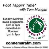 Connemara Community Radio - 'Foot-Tappin' Time' with Tom Mongan - 9sept2018