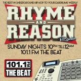 Rhyme and Reason Radio Show (Hour 2) 6-18-17
