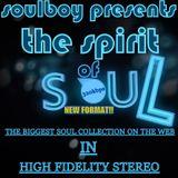 soulboy presents the spirit of soul