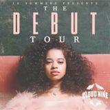Ella Mai THE DEBUT TOUR 2019 (mix by CLOUD NINE)