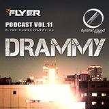 Dynamic Sound Hungary by Drammy 11.10.05 live (FLYER exclusive)