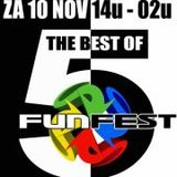 dj set The Denzer live at funfest 2012