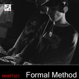 MNMT021 - Formal Method