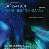 Carl Cox - Live @ Time Warp 2011, Mannheim, Alemanha (02.04.2011)