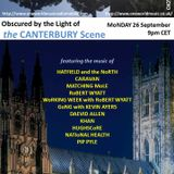Obscured By The Light 51 of the Canterbury Scene