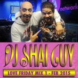Love Friday Mix 1 | BBC Asian Network | Tommy Sandhu | February 2015