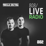Gorilla Culture Live DJ Set On '808Live Radio'  002