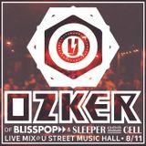 Live Mix @ U Street Music Hall 8/11