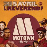 Dj Reverend P @ Motown Party, Djoon, Saturday April 5th, 2014