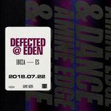 2018.07.22 - Amine Edge & DANCE @ Defected - Eden, Ibiza, SP