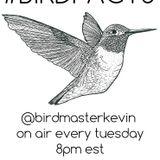 Birdmaster Kevin - August 12th 2014 RWDFM