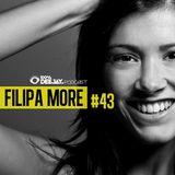 100% DJ - PODCAST - #43 - FILIPA MORE