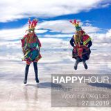 Happy Hour Live by Woofer and Oleg Uris 27.03.2019
