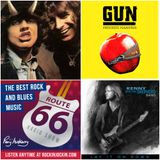 Route 66 Rock & Blues Radio Show (09/07/17) NEW Kenny Wayne Shepherd & Gun tracks